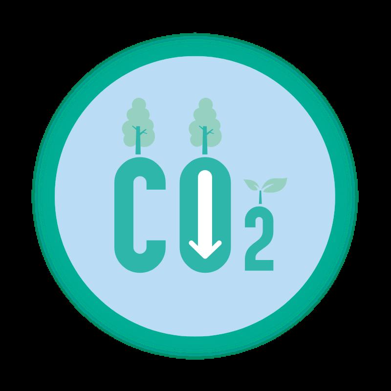 CO2削減イメージ
