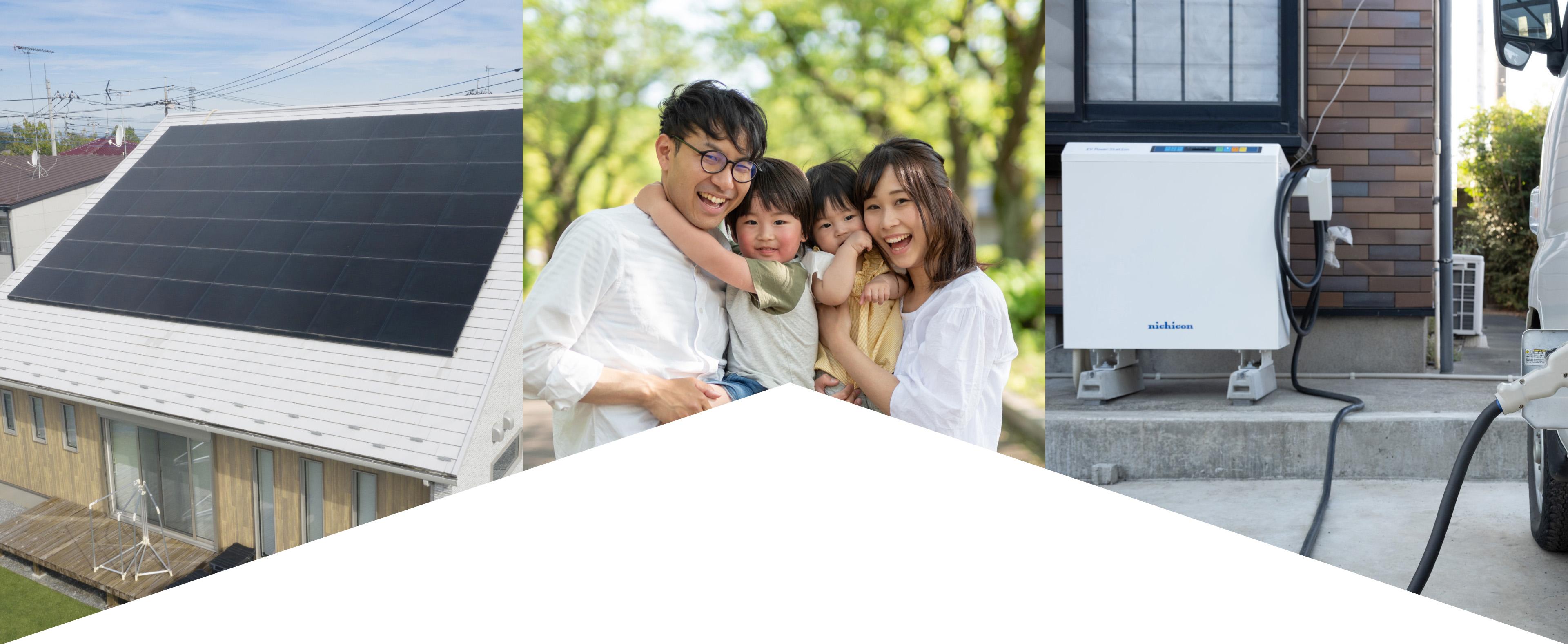家族写真・設置イメージ