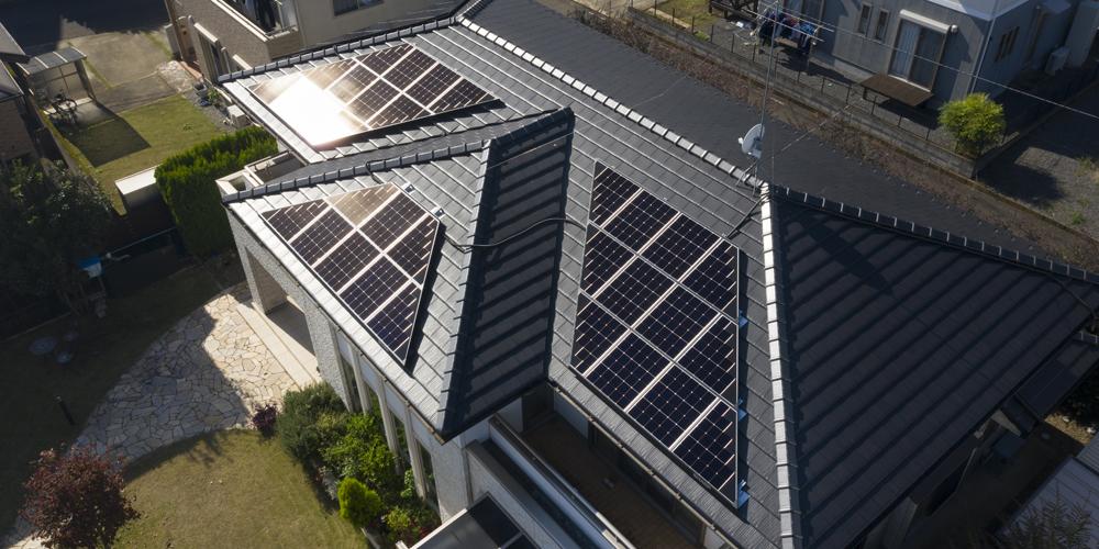 初期費用0円ではじめる戸建ての太陽光発電「エネカリ」